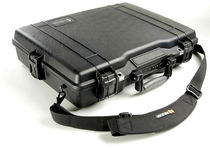 Transport case / polypropylene / with handle / notebook