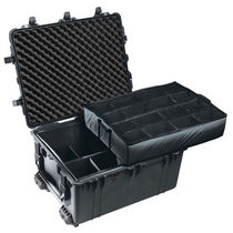 Transport case / plastic / waterproof / unbreakable