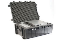 Transport case / steel / waterproof / unbreakable