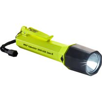 LED flashlight / for hazardous areas / explosion-proof