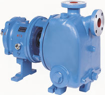 Chemical pump / electric / self-priming / centrifugal