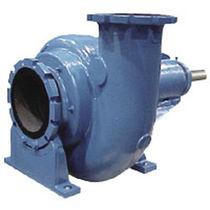 Slurry pump / centrifugal / hard metal / handling