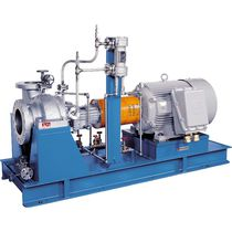 Electric pump / centrifugal / single-stage / central aspiration