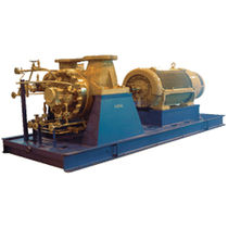 Acid pump / electric / centrifugal / double-aspiration