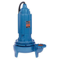 Slurry pump / electric / impeller / submersible