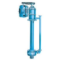 Acid pump / electric / semi-submersible / centrifugal