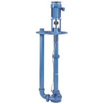 Chemical pump / electric / semi-submersible / centrifugal