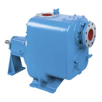 Wastewater pump / self-priming / centrifugal / sewage