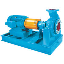 Acid pump / electric / centrifugal / for paper stock