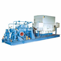 Acid pump / electric / centrifugal / multi-stage