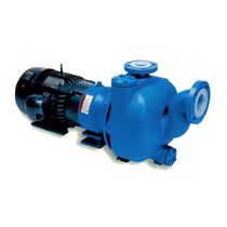 Electric pump / self-priming / centrifugal / seal-less