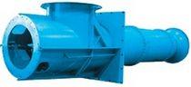 Water pump / propeller / vertical / circulation