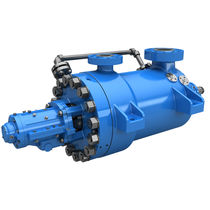Water pump / centrifugal / multi-stage / drum