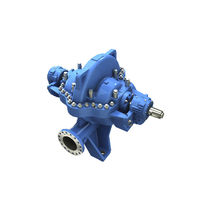 Water pump / electric / centrifugal / split-case