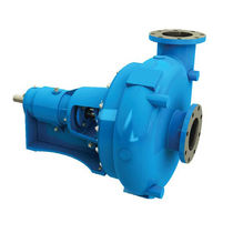 Wastewater pump / electric / centrifugal / handling