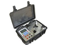 Pressure calibrator / desk / portable / hydraulic