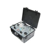 Pressure calibrator / portable / hydraulic / pneumatic