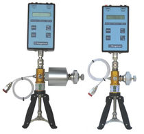 Pressure calibrator / hand-held / portable / pneumatic