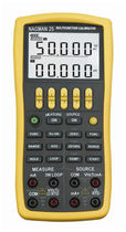 Current calibrator / multifunction / frequency / resistance