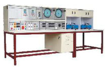 Calibration test bench / pressure / hydraulic