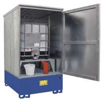 Steel crate / storage / safety