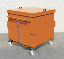 Metal crate / transport / tilting
