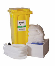 Oil pollution emergency kit / for dangerous products