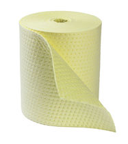 Roll absorbent / universal / for chemicals