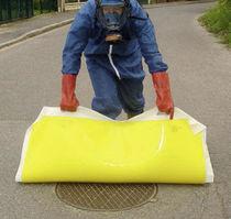 Pollution control mat