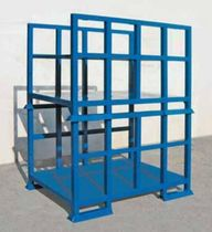 Metal pallet / ISO / storage / tubular