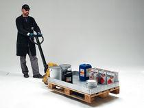 Multi-use containment bund / steel / rigid