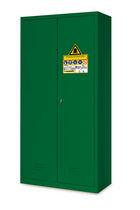 Workshop cabinet / floor-mounted / steel