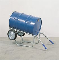 Handling cart / metal / drum