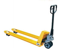 Hand pallet truck / for lifting / quick-lift