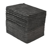 Pad absorbent / roll / for hydrocarbons