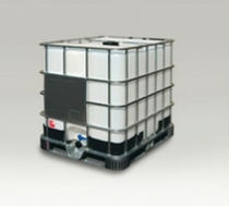 Metal IBC container