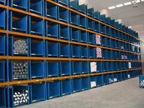 Metal pallet box / storage / fabric roll