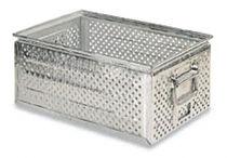 Metal crate / handling