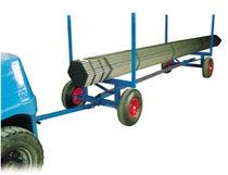 Handling cart / metal / multipurpose