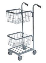 Shopping cart / metal / multipurpose