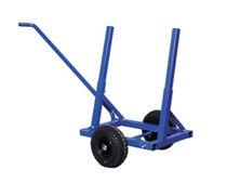 Handling cart / metal / panel
