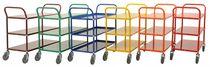 Service cart / metal / multipurpose