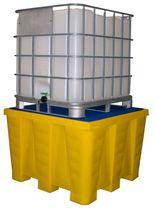 Cubitainer containment bund / polyethylene / rigid