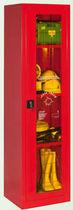 Firefighter locker
