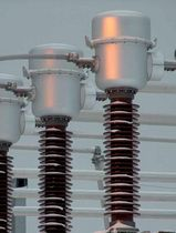 Distribution transformer / immersed / floor-standing / high-voltage