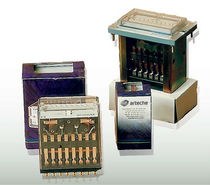 Plug-in electromechanical relay / auxiliary