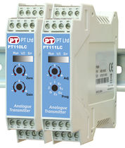Load cell signal conditioner / DIN rail / analog