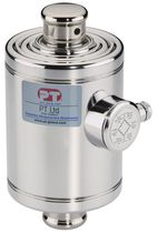 Compression load cell / canister / stainless steel / for hoppers