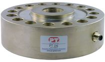 Tension/compression load cell / pancake type / high-precision / nickel-plated