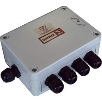 Load cell matrix box / plastic / stainless steel / with cable gland